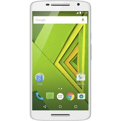 Moto X Play With Turbo Charger XT1562 32GB White