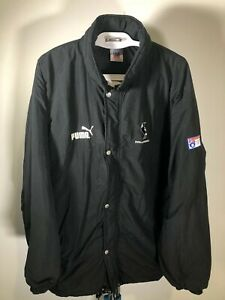 AFL-VINTAGE-90-s-COLLINGWOOD-MAGPIES-JACKET-size-L