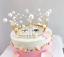 Pearl-Princess-Cake-Topper-Oro-Diadema-Principe-ereditario-Principessa-Compleanno-Ragazzo-Ragazza miniatura 4