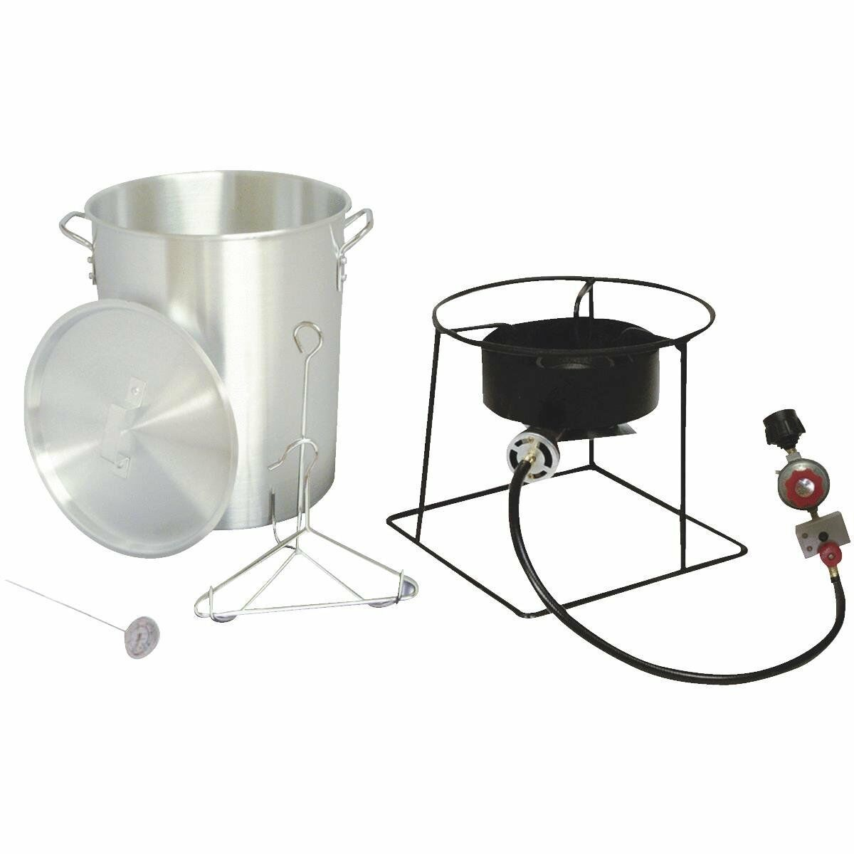 Turkey Fryer by Metal Fusion  - King  Kooker - model Brand New in Box  we take customers as our god