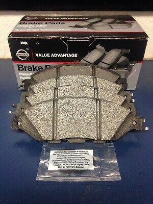 Front Ceramic Brake Pads for 2015-2018 2019 Nissan Murano 2013-2019 Pathfinder