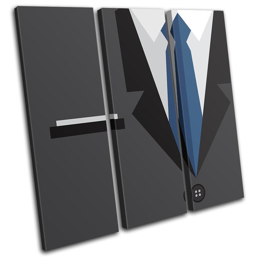 Suit Office Modern Simple Abstract TREBLE LONA Foto pa rojo  arte Foto LONA impresion 45c9a4