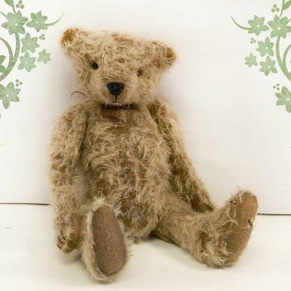 Wrigley by Nadja Bears - Nadia Jacobs for Cooperstown Artist Bear Collection