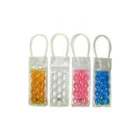 Ravi Solution Gocool Wine Bag Beer Bottle Cooler & Ice Chiller Freezable Carrier