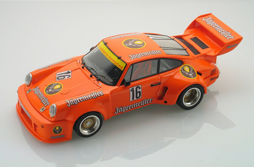 kit Porsche Carrera RSR Wing 935  16 Nürburgring 1976 - arena models kit 1 24