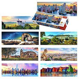 Trefl-1000-Piece-vue-panoramique-adulte-celebre-Manhattan-Paris-Allemagne-Miami-Puzzle