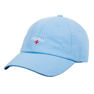 d31edadd Noah NYC SS16 Core Logo Cap Classic 6-Panel Hat Blue Cross Tee ...