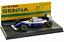 Minichamps-1-43-Williams-Renault-FW16-Brasil-GP-1994-Ayrton-Senna miniatura 2