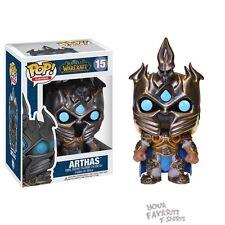 World Of Warcraft Arthas The Lich King 15 Funko Pop! Licensed Vinyl Figure