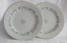 Camelot China Japan Gracious Pattern 1990 Salad Plates (2)