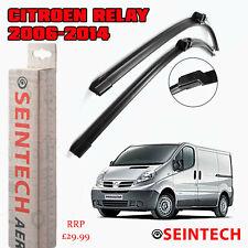 Relay//Jumper/ Van /2006 Onwards Windscreen Wiper Blade Kit