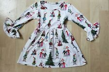 2t Grinch Christmas Dress