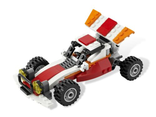 LEGO  Creator 5763 Buggy 3 in 1 mit Anleitung