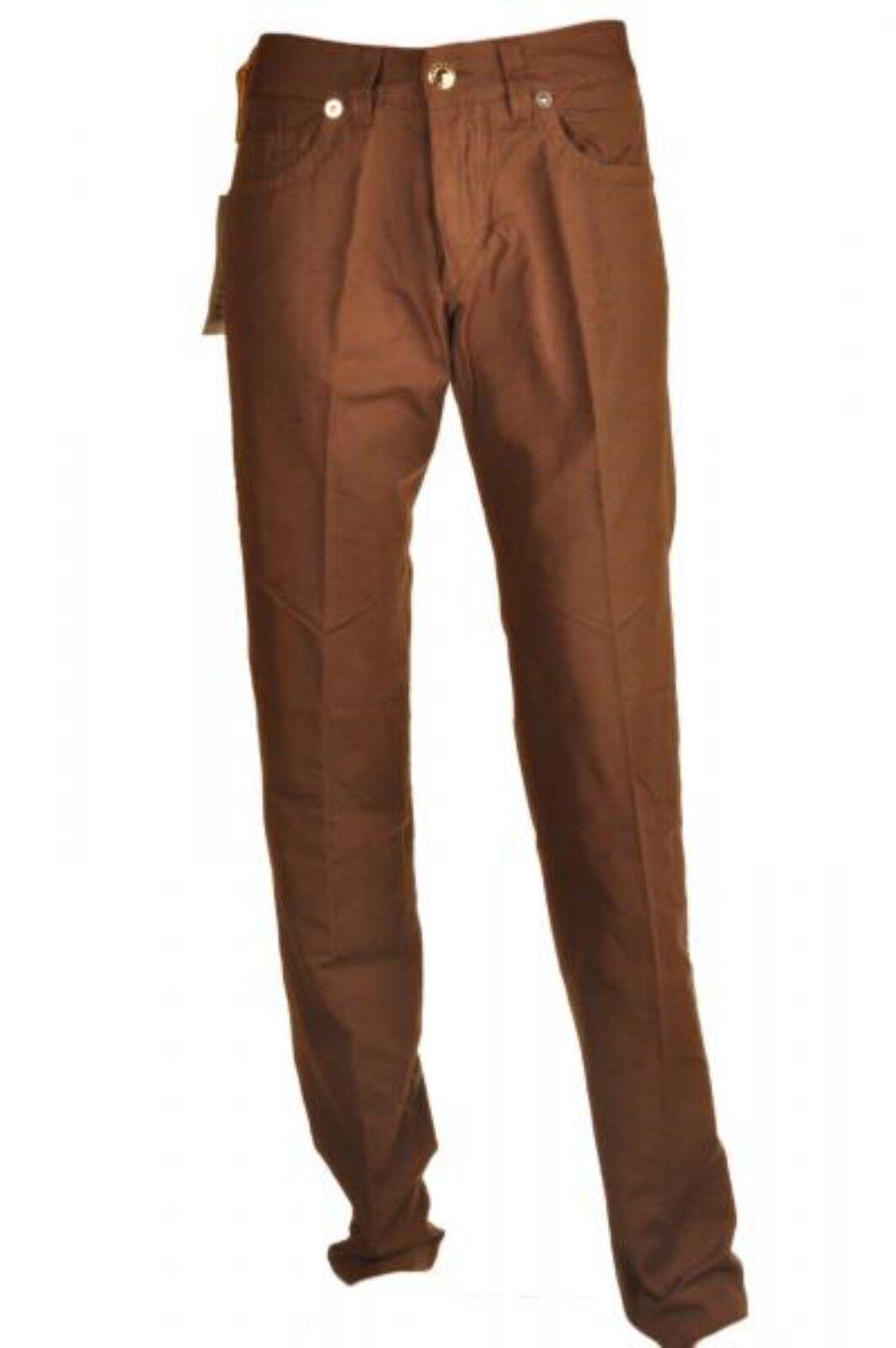Barba  -  Pants - Male - 36 - Brown - 1518322B162155