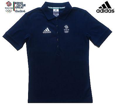 Adidas Team Gb Rio 2016 Elite Atleta Donna Blu Navy Cotone Polo Taglia 6-mostra Il Titolo Originale Attivando La Circolazione Sanguigna E Rafforzando I Tendini E Le Ossa