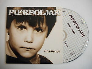 PIERPOLJAK-MAMAN-CD-SINGLE-PORT-GRATUIT