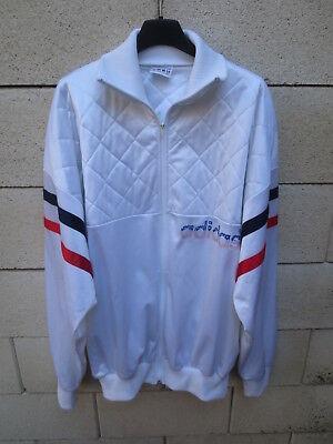Veste ADIDAS vintage USA Team tracktop jacket giacca années 80 VENTEX 192 XXL | eBay