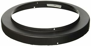Selkirk Metalbestos 6T-FC Finishing Collars Matte Black