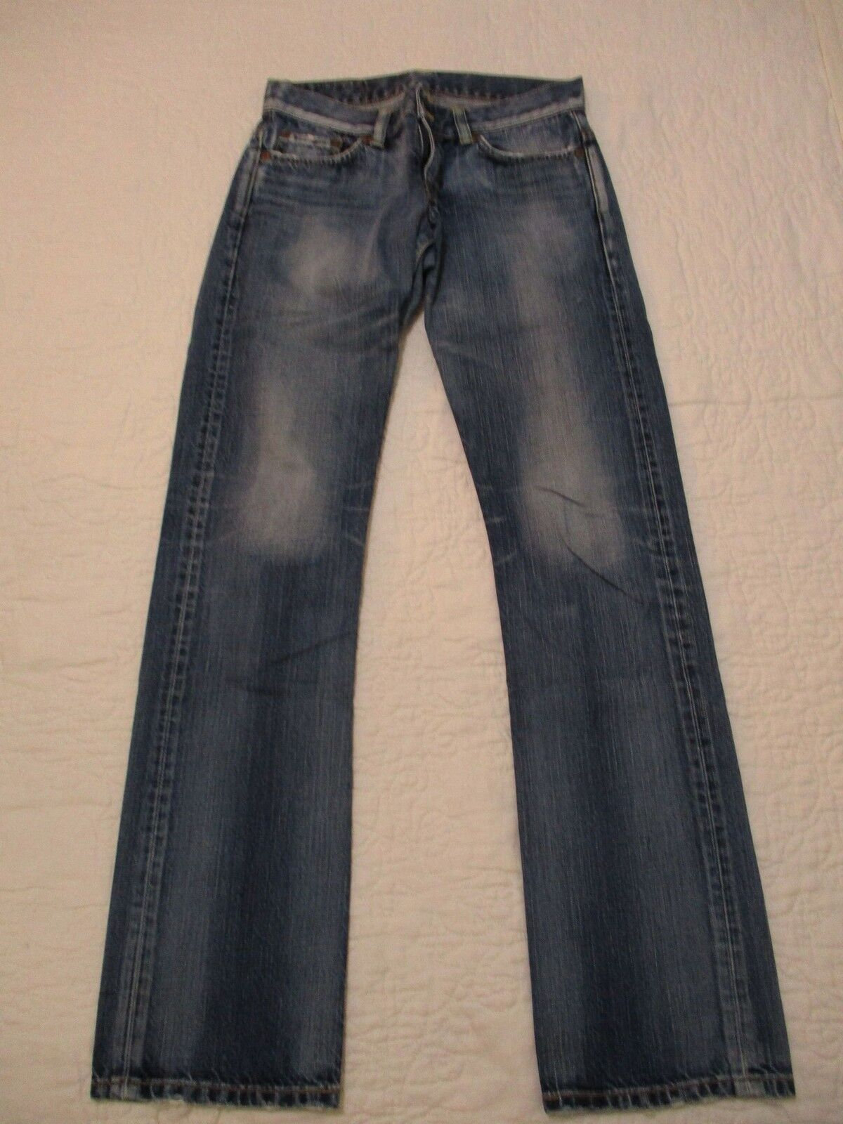 Edwin Mens bluee Jeans Size 29 31x32.5 Japan Made