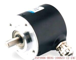 Rip Anhuagao ZSP3806-H03G-100BZ3-12-24C Encoder Outer diameter 38mm  5.25V #XH
