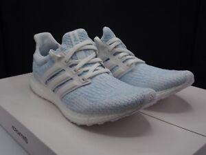 89b0d13bfdb10 Adidas Ultra Boost 3.0 Parley Icey Blue CP9685 889773944755
