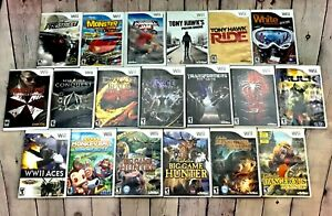 Lot-Of-Wii-Games-Nintendo-Wii-Wii-You-Choose