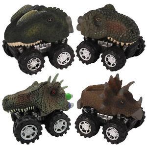Dinosaur-Car-Pull-Back-Vehicle-Mini-Animal-Car-Child-Toy-Birthday-Gift-Creative