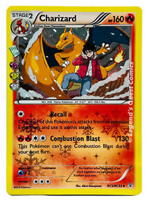 HOT ? NM Charizard RC5/RC32 2016 Pokemon Generations Radiant Collection Holo