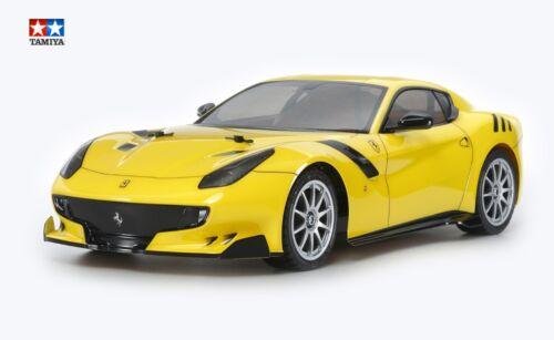 Tamiya 1:10 Karosserie Satz Ferrari F12tdf 51592 aus Baukasten