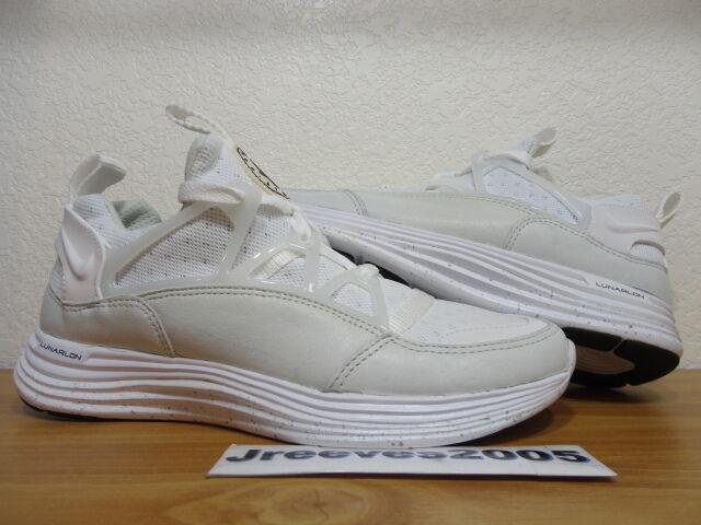e968fac3c11 Nike Lunar Huarache Huarache Huarache Light SP Sz 6 100% Authentic Retro  NikeLab 776373 110