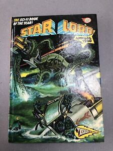 STAR LORD ANNUAL 1980  A FLEETWAY ANNUAL 2000AD PRODUCTION
