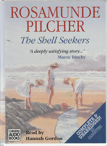 Rosamunde-Pilcher-The-Shell-Seekers-20-Cassette-Audio-Book-Unabridged-FASTPOST