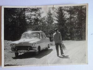 Fotokarte-wie-AK-1950er-Jahre-Opel-Neustdt-bei-Coburg