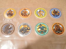 POGS STAGG CHILI  C/S of 8STEAKHOUSE, COUNTRY, DYNAMITE HOT, RANCH HOUSE CHICKEN