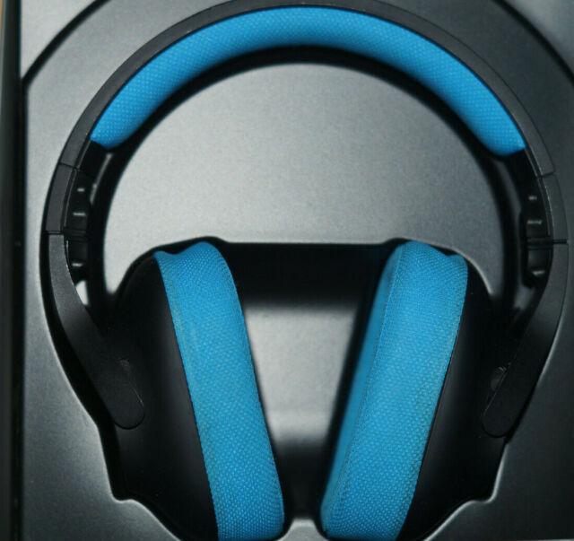 Logitech G233 Prodigy Blau/Schwarz Kopfbügel Headset für Multi-Plattform