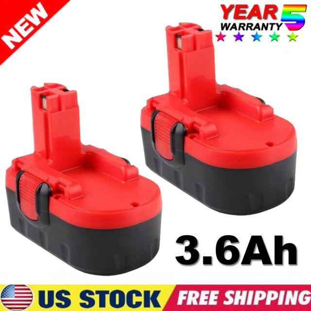Bosch Professional 1600A01BA4 Lot de 2 batteries sans fil ProCORE18V 4 Ah GAL 18V-40
