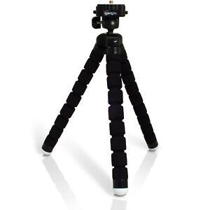 Large Universal Flexible Foam Octopus Mini Tripod Stand for SLR DSLR Cameras 696563213577