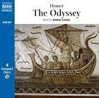 The Odyssey Homer Lesser Anton Narrator