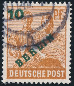 BERLIN-MiNr-65-I-seltener-PF-gestempelt-Befund-Schlegel-Mi-650