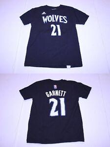 8bde3c2dc Youth Minnesota Timberwolves Kevin Garnett S (8) Jersey T-Shirt Tee ...