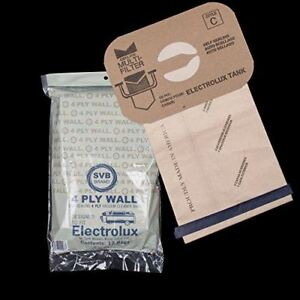 2-packages-of-DVC-SVB-ELECTROLUX-VACUUM-PAPER-BAG-24-total-bags