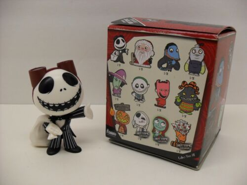 """Funko Nightmare Before Christmas Mystery Minis /""""Goggles Jack Skellington/"""" Figure"""