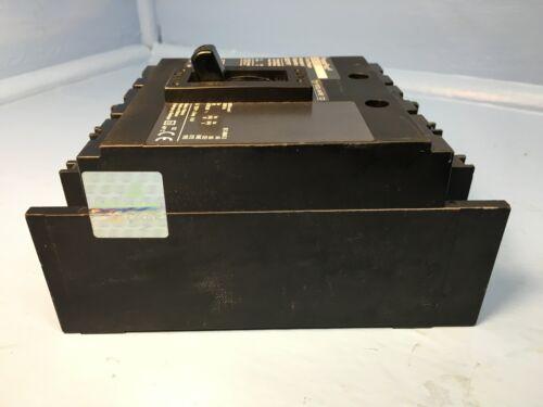Square D 523371P7 QB 225 Amp PowerPact Circuit Breaker 240V 3P Q2M QB225 225A