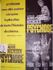 Affiche 120x160cm PSYCHOSE /PSYCHO 1960 Hitchcock - Anthony Perkins R90s NEUVE