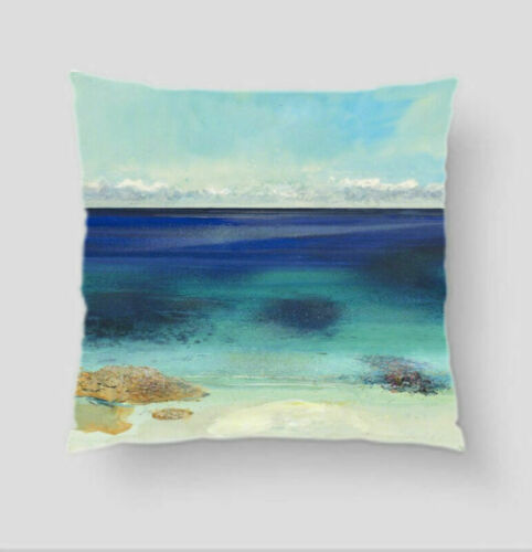 Landscape Oil Painting Throw Pillow Case Cushion Cover Pillowcases Home Decor
