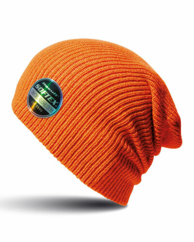 WS Core Softex® beanie RC31X  unisex warm snowboarding hiking camping slouch hat