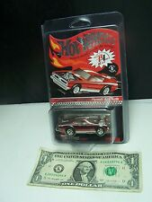 Hot Wheels Red King Kuda Redline Club #4  Selection Series - #3042 of 7931- Cuda
