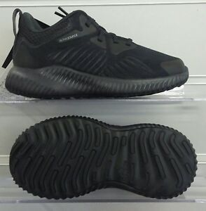 hot sale online 9c123 b5684 Image is loading adidas-Alphabounce-Beyond-Infants -B42289-Black-Running-Trainers-