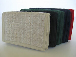 Hemp-Wallet-Tri-fold-durable-choice-of-colors