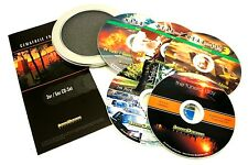 5 CD GEMAfrei 311 TRACKS GERÄUSCHE, MUSIK IN METALLDOSE VERTONUNG VIDEO THEATER